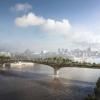 В Лондоне появится Мост-сад через реку Темза