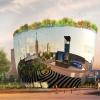 Музей-хранилище с садом на крыше в  Роттердаме